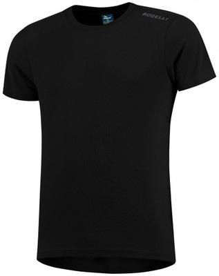 ROGELLI PROMO Męska Koszulka Do Biegania / Ćwiczeń