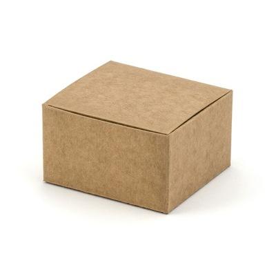 Pudełeczka pudełeczko dla gości kraft Retro 10szt