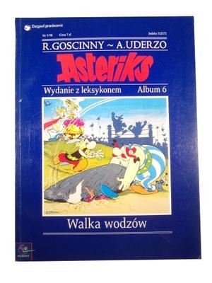 ASTERIKS WALKA WODZÓW 98 r. wyd. z leksykonem