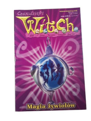 W.I.T.C.H. CZARODZIEJKI wydanie specjalne 4/05