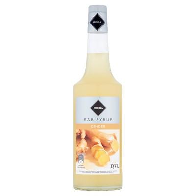 сироп барменский Rioba для напиткам Ноль .7л Имбирь