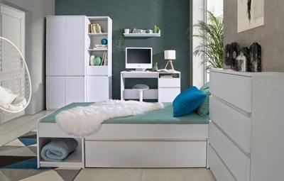 мебель молодежные ARCA комплект #4 Белый арктики