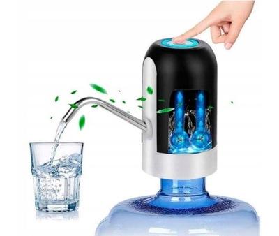НАСОС Воды LED ДОЗАТОРОМ куллер электрический