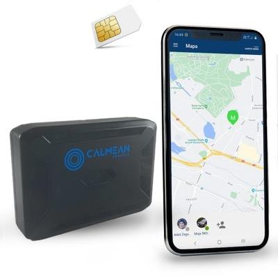 LOCALIZADOR GPS COCHE 120DNI SIM CALMEAN