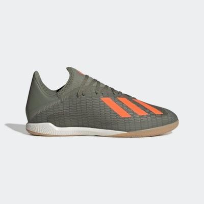 Buty halówki adidas X 19.3 IN 43 1/3 Legacy Green