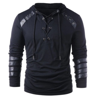 Słowiańska średniowieczna bluza kaptur, slavic L