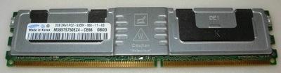 2Gb FB Dimm 667MHz PC2-5300F