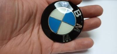 M-SERIE ЗНАЧОК BMW 68MM НА ДИСКИ КРЫШКУ БАГАЖНИКА HQ