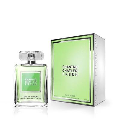 Chantre Chatler Fresh eau de parfum 100ml.