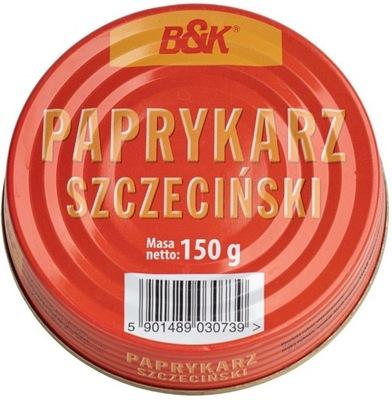 PD Paprykarz Szczeciński B&K 150g