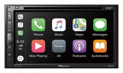 PIONEER AVH-Z5200DAB CarPlay Android Aut. GW.DSV