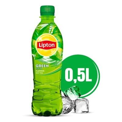Ice Tea Липтон Зеленый Напиток 500 мл