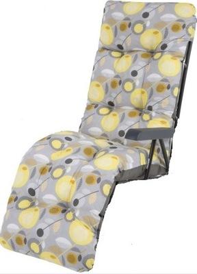 подушка подушка Кресло Шезлонг с подставкой для ног P8