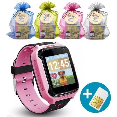 Prezent Dla Dziecka Zegarek Cyfrowy GPS:CALMEAN GO