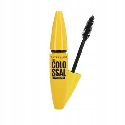 Maybelline tusz mascara Colossal Volum 100% Black