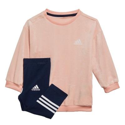 Komplet dziecięcy sportowy Adidas ED1163