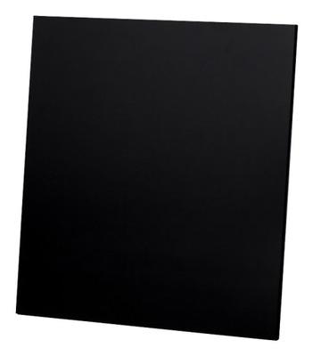 Ventilátor gril lesklý čierny DRIM plexisklo