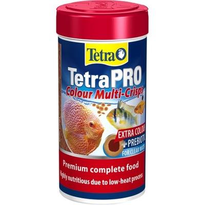 Тетра PRO Colour Color на окраску корм 20 Г