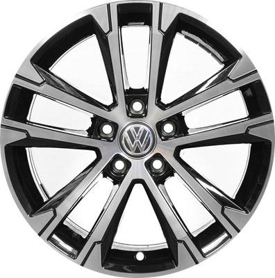Oryginalne felgi 17 5x112 VW SINGAPORE 5G0601025AK