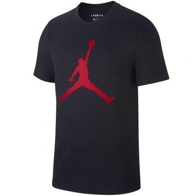 Nike Air Jordan t-shirt koszulka Jumpman czarna M