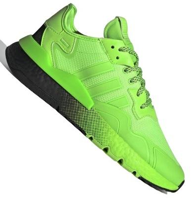 Adidas -35% NITE JOGGER FLUO BUTY MĘSKIE 43 1/3