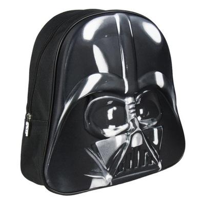 Plecak dziecięcy szkolny 3D Star Wars LORD VADER
