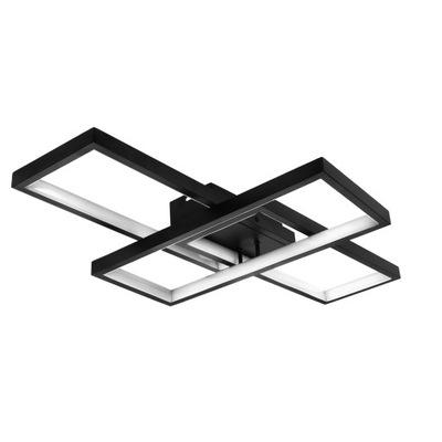 Лампа Потолок ПЛАФОН люстра MODERN LED 45W
