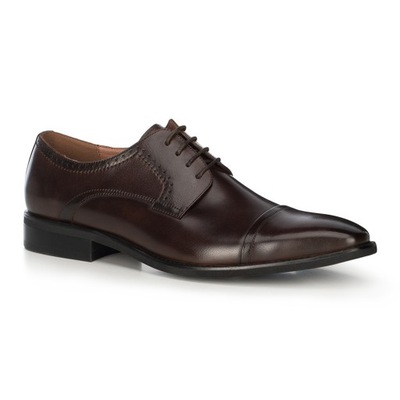 WITTCHEN skórzane pantofle męskie 91-M-901-4-43