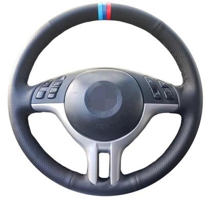 РУЛЬ ЧЕХОЛ КОЖА BMW E39 E46 E53 MPAKIET