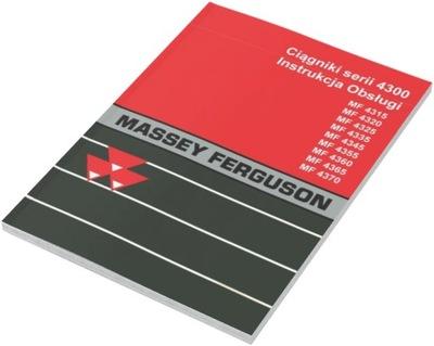MANUAL MANTENIMIENTO MF 4325 4335 MASSEY FERGUSON PL