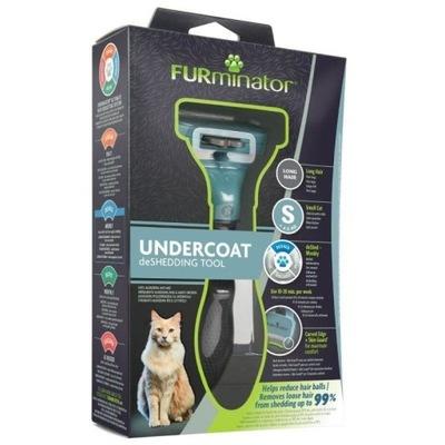Furminator Long Hair S для кота