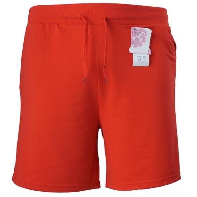 Spodenki krótkie szorty dresowe r. 4XL/5XL bawełna