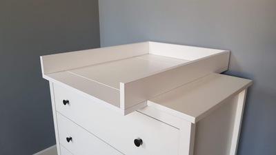 Przewijak nakładka na komodę Malm Ikea 70x50