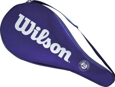 Pokrowiec na rakietę tenisową WILSON Roland Garros