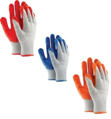 ZESTAW Rękawice ochronne robocze WAMPIRKI 150 par