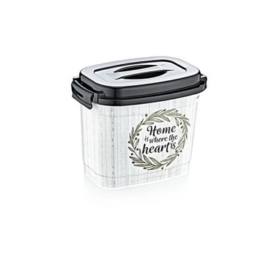 Pojemnik 6,9 l na kapsułki detergenty Home
