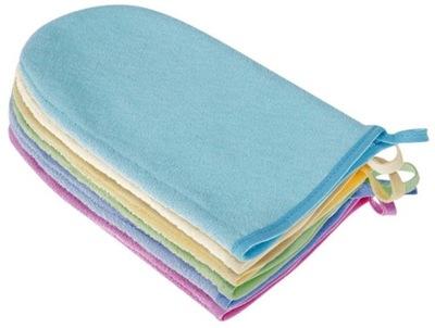Myjka do kąpieli dla dzieci, niemowląt BAWEŁNIANA