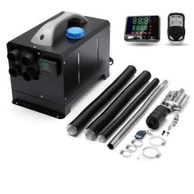 CALENTADOR AIRE COCHE 8KW 12V LCD CONTROL REMOTO