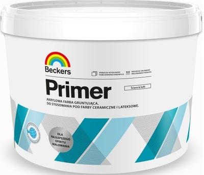 Beckers Designer Primer Грунтовка грунтовочная краска 10Л