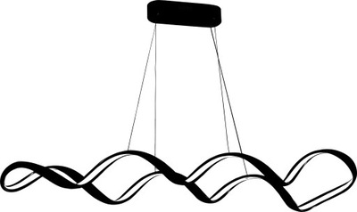 Lampa wisząca LED OZZO Carla 3586 wisząca 2 elemen