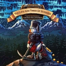 Music Inspired By the Life and Times of Scrooge CD