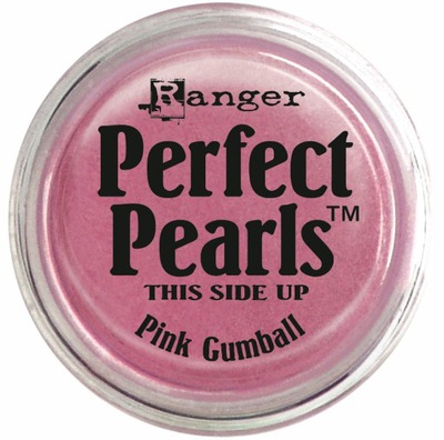 Pigment Perfect Pearls - Ranger - Pink Gumball