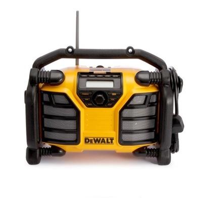DEWALT DCR017 Rádiových zariadení s nabíjačky batérií