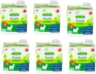 Козье молоко УВТ 2 ,5 %tl. 6 штук . x 0,5? .