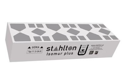Блок Stahlton Isomur плюс 24x11,3x60 изоляция