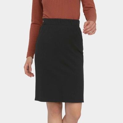 Gatta Czarna ołówkowa Spódnica Esmeralda, S