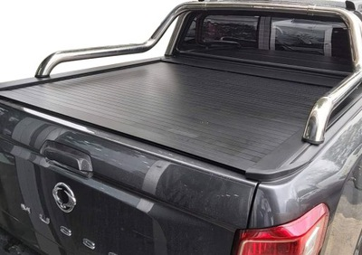 FORD RANGER SSANGYONG MUSSO D МАКС ШТОРКА МОНТАЖ