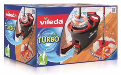 Vileda Швабра ?????????? Easy Wring and Clean Турбо