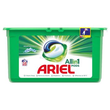 Kapsułki ARIEL Allin1 Pods Mountain Spring 35szt.
