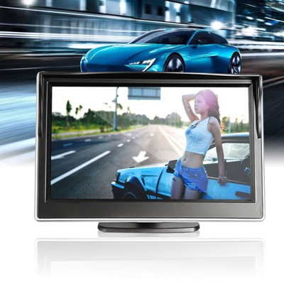 5 INCH TFT LCD COLOR MIRROR МОНИТОР FOR CAR REVERS